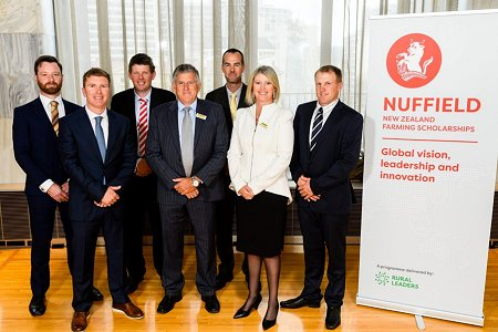 Nuffield Scholars 2019 Announced