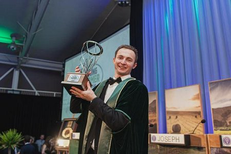 FMG Young Farmer of the Year winner